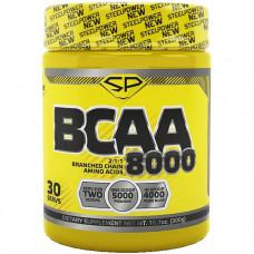 Напиток с аминокислотами BCAA 8000, вкус «Груша», 300 гр, STEELPOWER