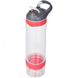 Бутылка для воды Cortland Infuser розовый, 0.75 л