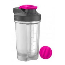 Фитнес-бутылка Shake & Go™ 590 мл, розовый