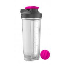 Фитнес-бутылка Shake & Go™ 820 мл, розовый