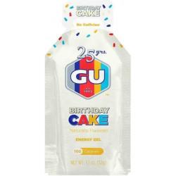 Гель энергетический GU ENERGY GEL - праздничный торт