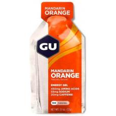 Гель энергетический GU ENERGY GEL - апельсин-мандарин