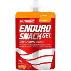 ЭндуроСнек/EnduroSnack Nutrend, саше 75г апельсин