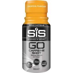 Кофеиновый энергетический напиток SIS Go Caffeine Shot, Тропик, 60 мл Science in Sport