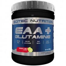 Scitec Nutrition EAA+Glutamine вишня 300 гр.
