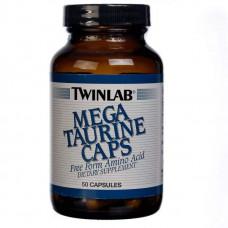 Twinlab Mega Taurine 50 капс