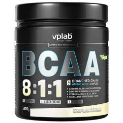 VPLab Nutrition BCAA 8:1:1 нейтральный нейтральный 300 гр