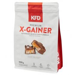 KFD Nutrition X-Gainer шоколадная карамель 1000 гр.