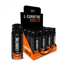 QNT L-Carnitine 3000 mg. красный фрукт 12*80 мл.