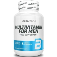 BioTech USA Multivitamin for Men 60 tab