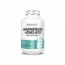 BioTech USA Magnesium + Chelate 60 капс.