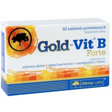 OLIMP Gold-Vit B Forte 60 таб.