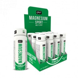 QNT Magnesium Sport 12*80 мл