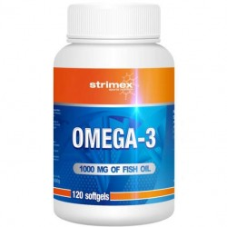 Strimex Omega 3 120 капс.