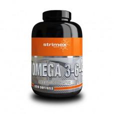 Strimex Omega 3-6-9 120 капс