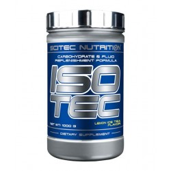 Scitec Nutrition Isotec лимонный чай 1000 гр