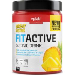 VPLab Nutrition Fit Active банка ананас 500 гр