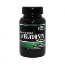 Frog Tech Melatonin 3 мг 60 капс.
