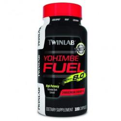 Twinlab Yohimbe Fuel 100 капс.