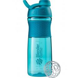 BlenderBottle Sport Mixer Twist голубой 591 мл