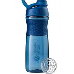 BlenderBottle Sport Mixer Twist синий 591 мл