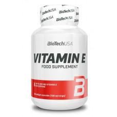 BioTech USA Vitamin E 200