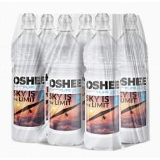 Oshee Zero Drink 750мл - упаковка 6шт - Лимон-лайм-мята
