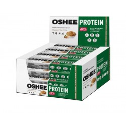 Oshee 30% High Protein Bar - коробка 16шт - Арахисовая паста