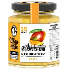 Иван-Поле Конфитюр без сахара - Манго, 180 г