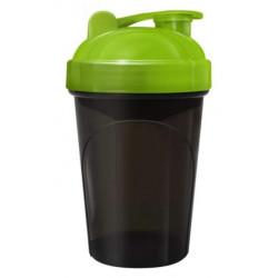Be First Шейкер спортивный без логотипа - Черно-зеленый, 500 мл, TS-1327-Green-Nl