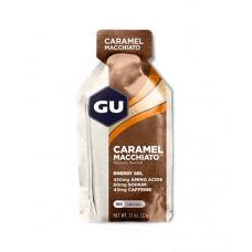 Энергетический гель GU Energy Gel с кофеином, 32 г, карамель-маккиато