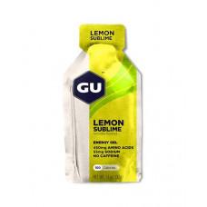 Углеводный гель GU Energy Gel, 32 г, чистый лимон