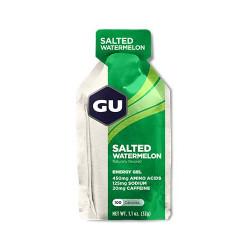 Энергетический гель GU Energy Gel с кофеином, 32 г, соленый арбуз