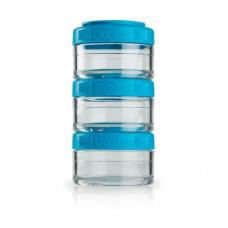 Контейнеры BlenderBottle GoStak 3 контейнера x 60 мл Aqua голубой