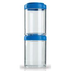 Контейнеры BlenderBottle GoStak 2 контейнера x 150 мл Cyan бирюзовый