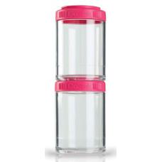 Контейнеры BlenderBottle GoStak 2 контейнера x 150 мл Pink малиновый
