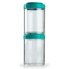 Контейнеры BlenderBottle GoStak 2 контейнера x 150 мл Teal морской голубой