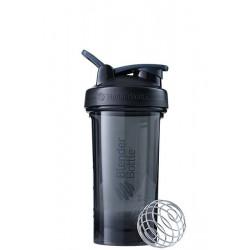 Шейкер BlenderBottle Pro24 Tritan Full Color 710 мл Black черный