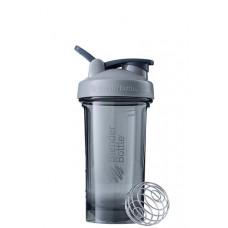 Шейкер BlenderBottle Pro24 Tritan Full Color 710 мл Pebble Grey серый графит