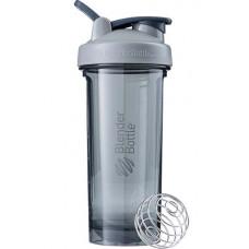 Шейкер BlenderBottle Pro28 Tritan Full Color 828 мл Pebble Grey серый графит