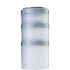 Контейнеры BlenderBottle ProStak Expansion Pak 100 + 150 + 250 мл Pebble Grey серый графит
