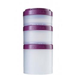 Контейнеры BlenderBottle ProStak Expansion Pak 100 мл + 150 мл + 250 мл Plum сливовый