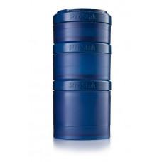 Контейнеры BlenderBottle ProStak Expansion Pak 100 + 150 + 250 мл Full Color Navy неви