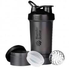 Шейкер и контейнеры BlenderBottle ProStak 624 мл + 100 мл+ 150 мл Full Color Black черный