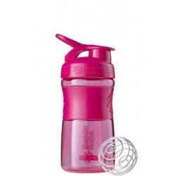 Шейкер BlenderBottle SportMixer 591 мл Pink малиновый