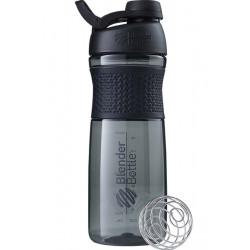 Шейкер BlenderBottle SportMixer Tritan Twist Cap 828 мл Full Color Black черный