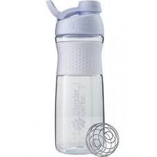 Шейкер BlenderBottle SportMixer Tritan Twist Cap 828 мл Full Color White белый