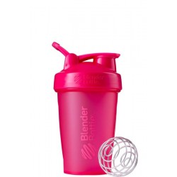 Шейкер BlenderBottle Classic Full Color 591 мл Pink малиновый