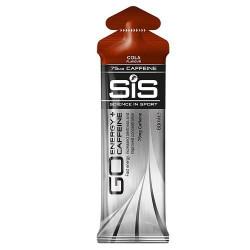 Изотонический энергетический гель SiS Go с кофеином, кола