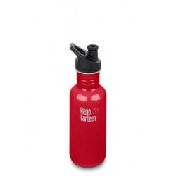 Бутылка Klean Kanteen Classic Sport 532 мл Mineral Red